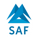 saf-logo-skjoldur